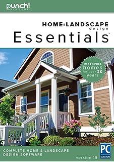 Home Landscape Design Essentials V19 For Windows Pc Download