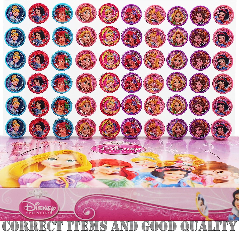 Princess Disney 10 Assorted Self Inking Stampers Party Favor SG/_B01NAOBJMV/_US