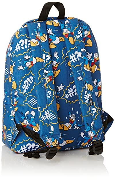 Vans M Old Skool II Backp - Mochila para Hombre, Color Donald Duck, Talla única: Amazon.es: Deportes y aire libre