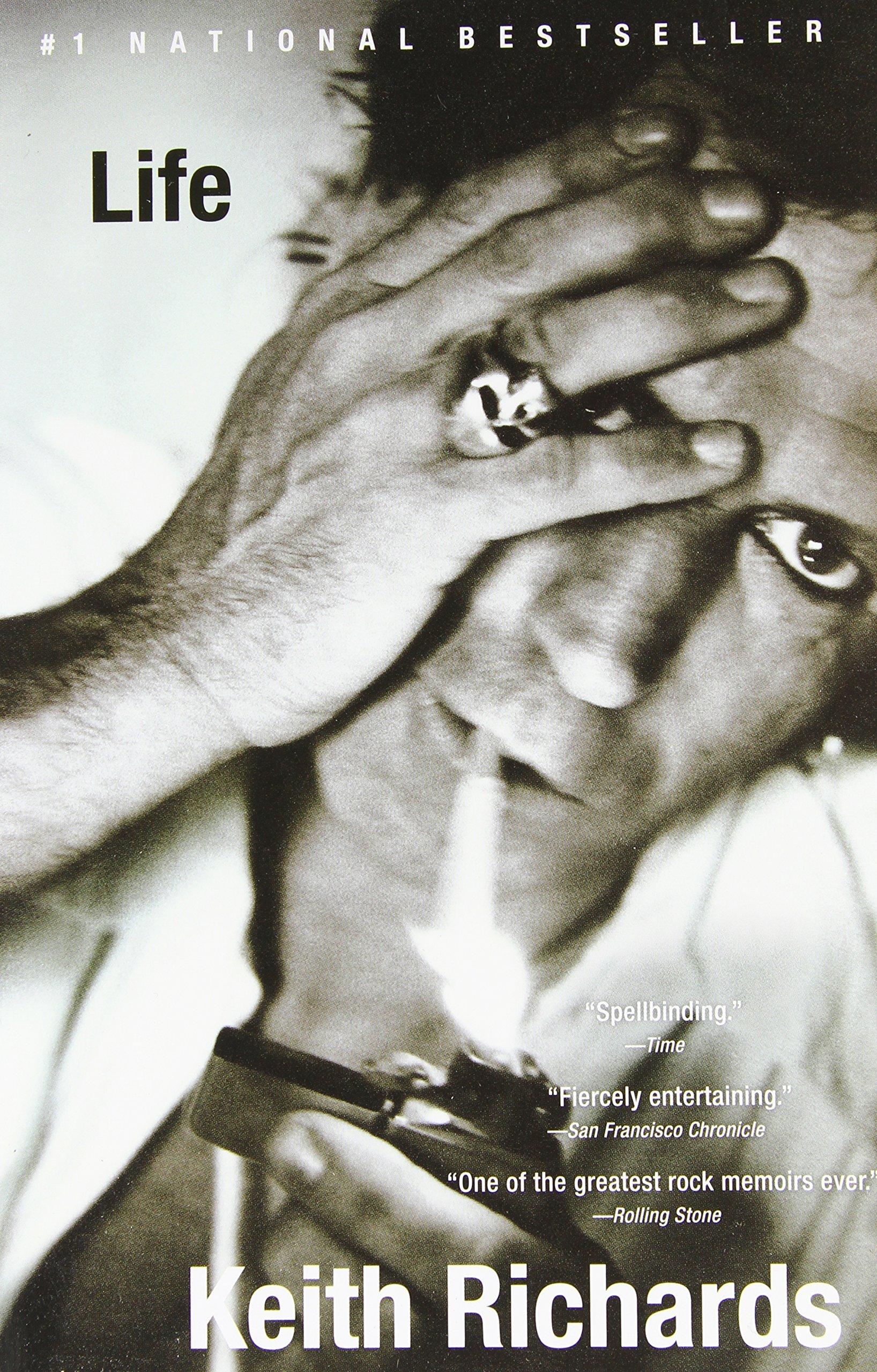 5 MUSIC ICONS & THEIR MEMOIRS - Keith Richards