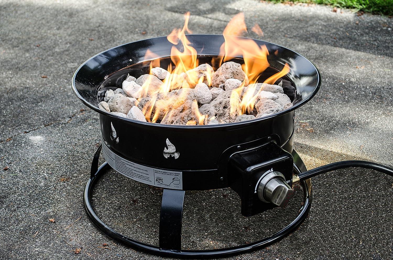 Heininger 5995 Propane Fire Pit