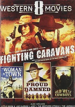 8-Movie Western Pack: Volume 8 [USA] [DVD]: Amazon.es: Cine y ...