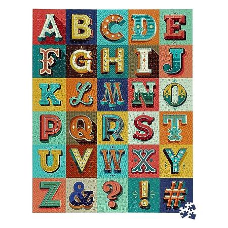 Ridleys Jig036 Alphabet Puzzle Amazonde Spielzeug