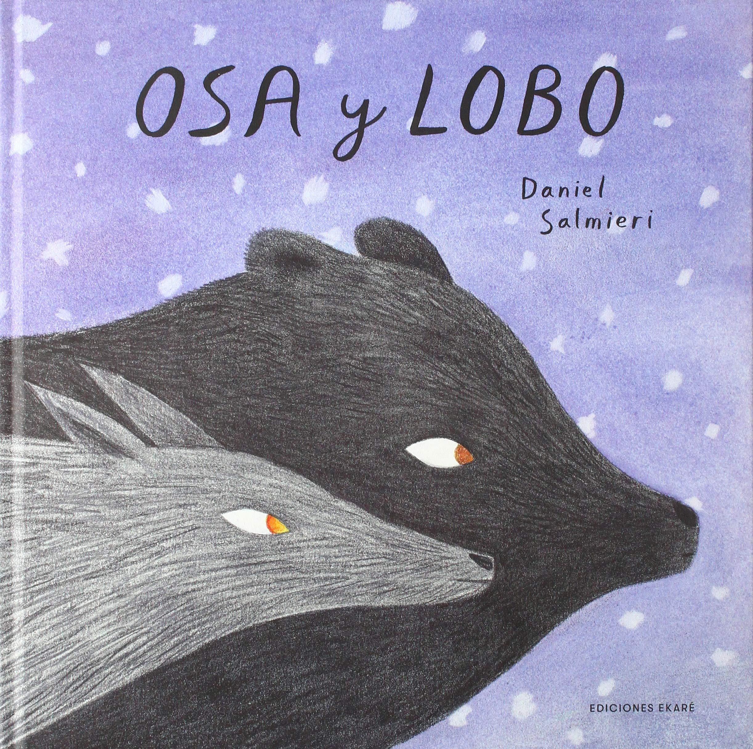 Osa y lobo - Libros sobre la amistad
