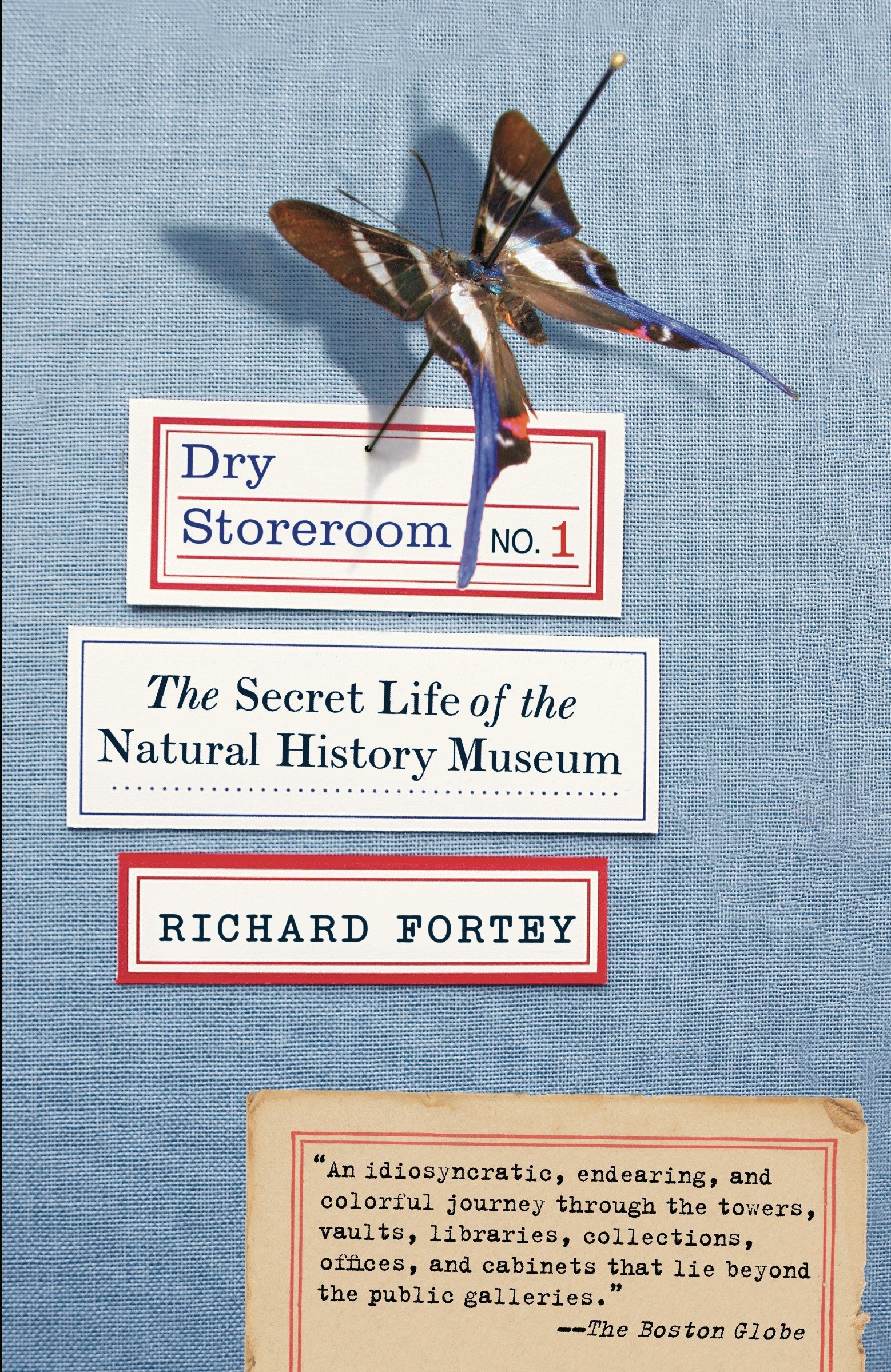 Download Dry Storeroom No. 1: The Secret Life of the Natural History Museum PDF