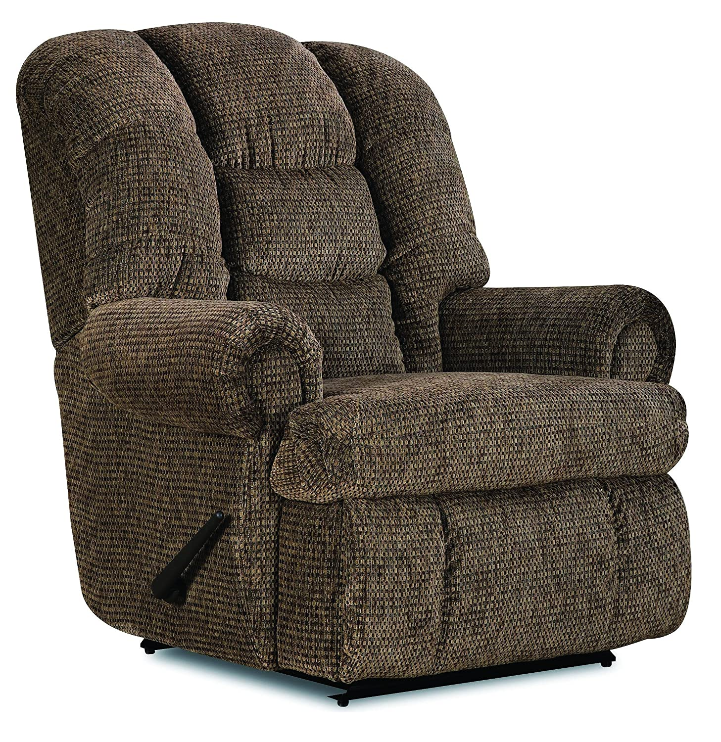 amazoncom lane furniture stallion recliner praline kitchen u0026 dining