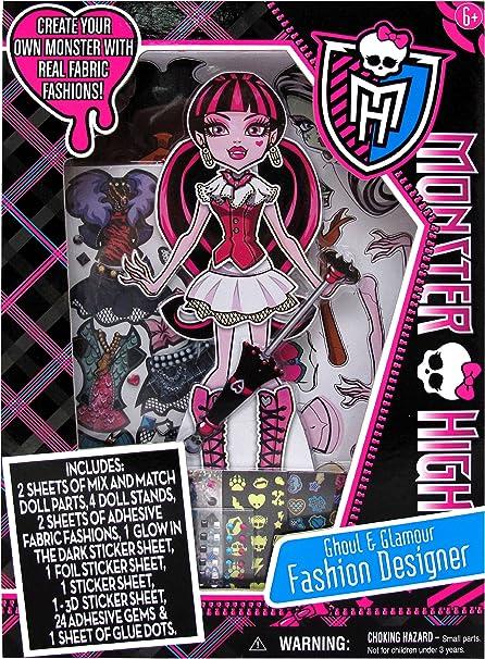 Amazon Com Tara Toys Ghoul And Glamour Fashion Designer Toys Games