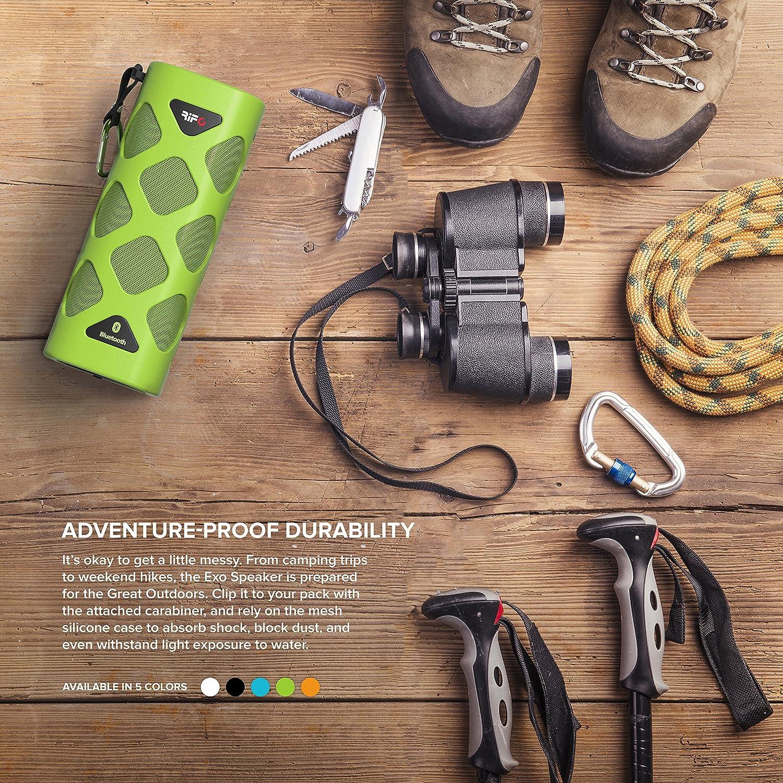 Amazon com: RIF6 Bluetooth CSR 4 0 Speaker, Portable, Wireless