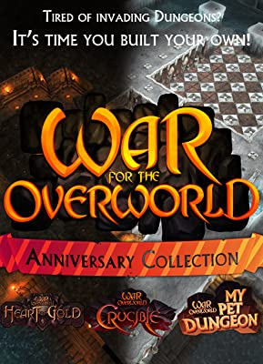 War for the Overworld - Anniversary Collection [Online Game Code]