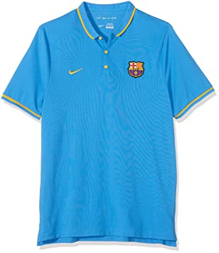 Nike Fcb Auth League Polo - Polo Fútbol Club Barcelona 2015 2016 para hombre  f3418fb1e75