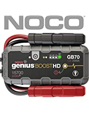 NOCO Boost HD GB70 2.000 Amperio UltraSafe Litio Arrancador de Batería de Coche