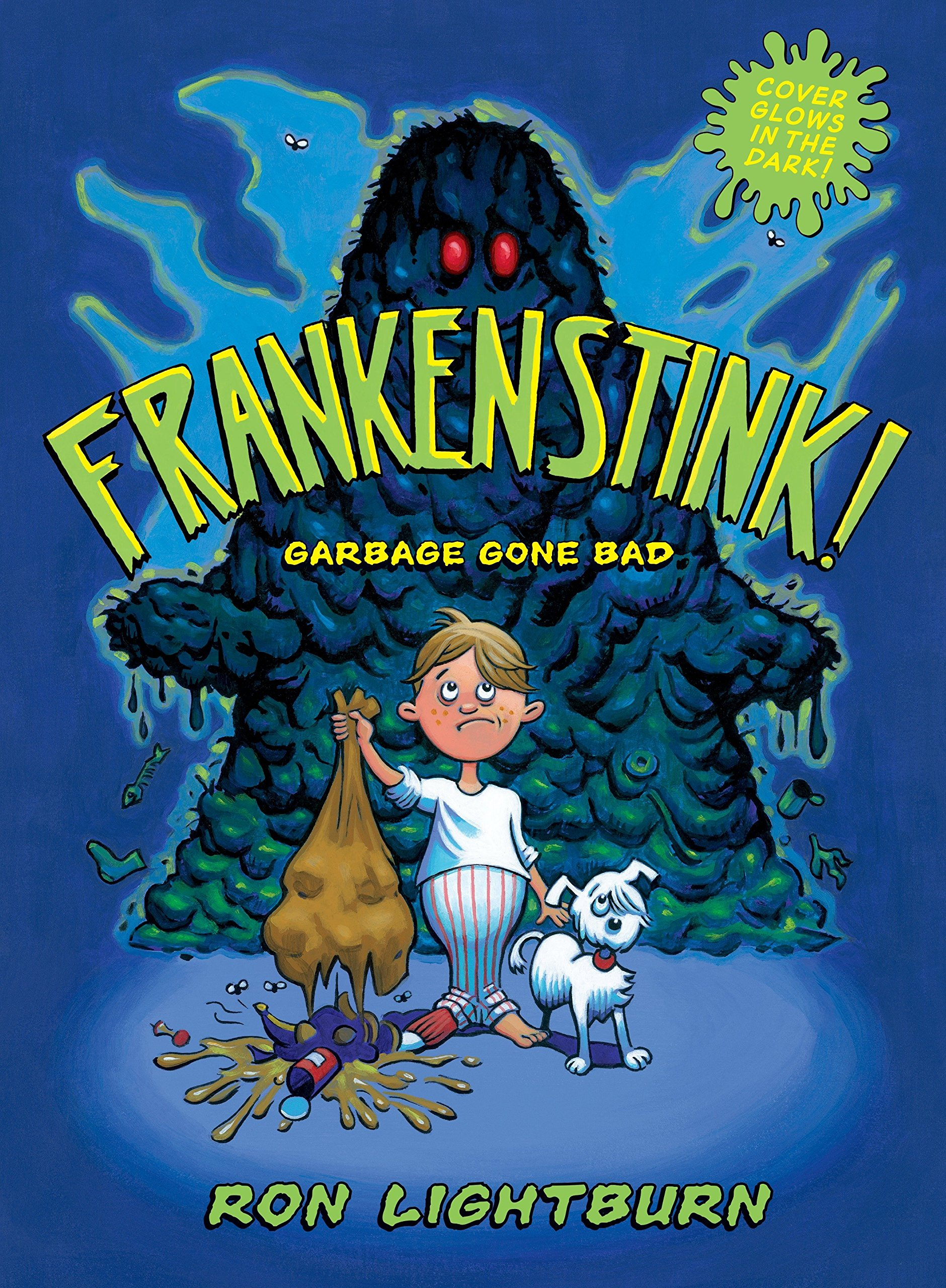 Frankenstink!: Garbage Gone Bad by Tundra Books