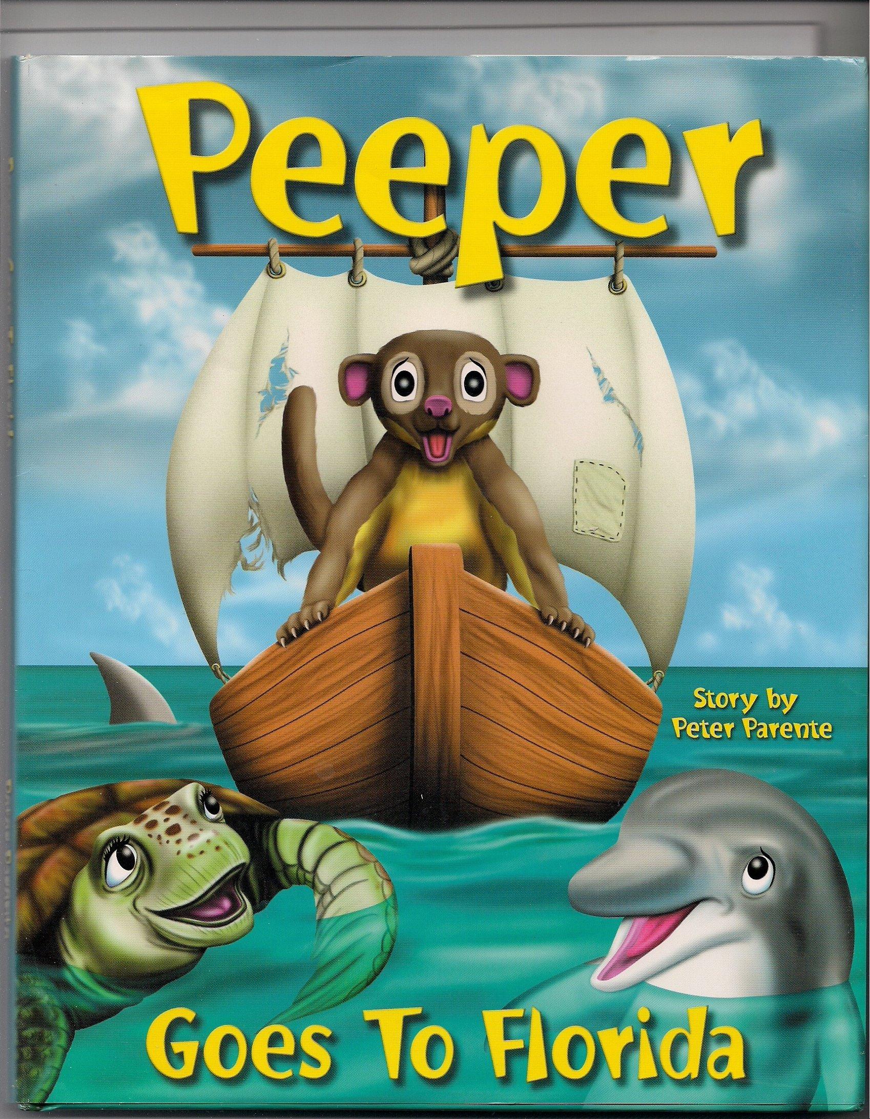 Read Online Peeper Goes to Florida pdf epub