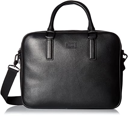 a8736b6b2f56 Amazon.com  Ted Baker Men s Caracal Leather Document Bag