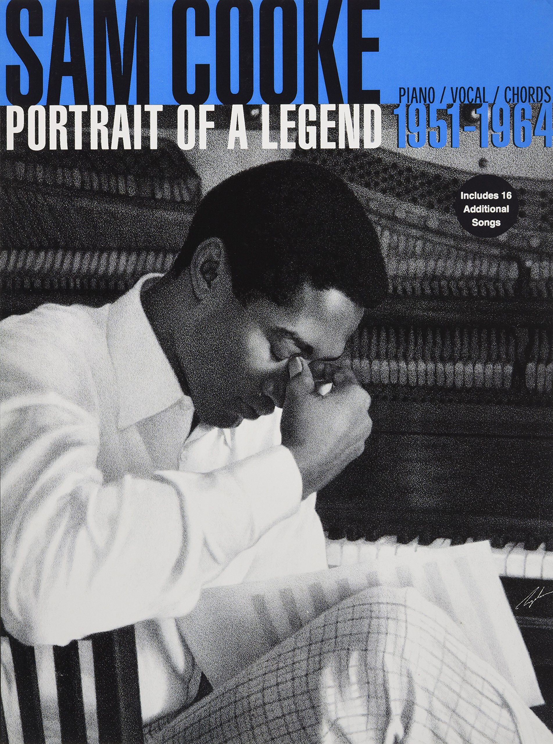 Sam Cooke Portrait Of A Legend 1951 1964 Pianovocalchords Sam