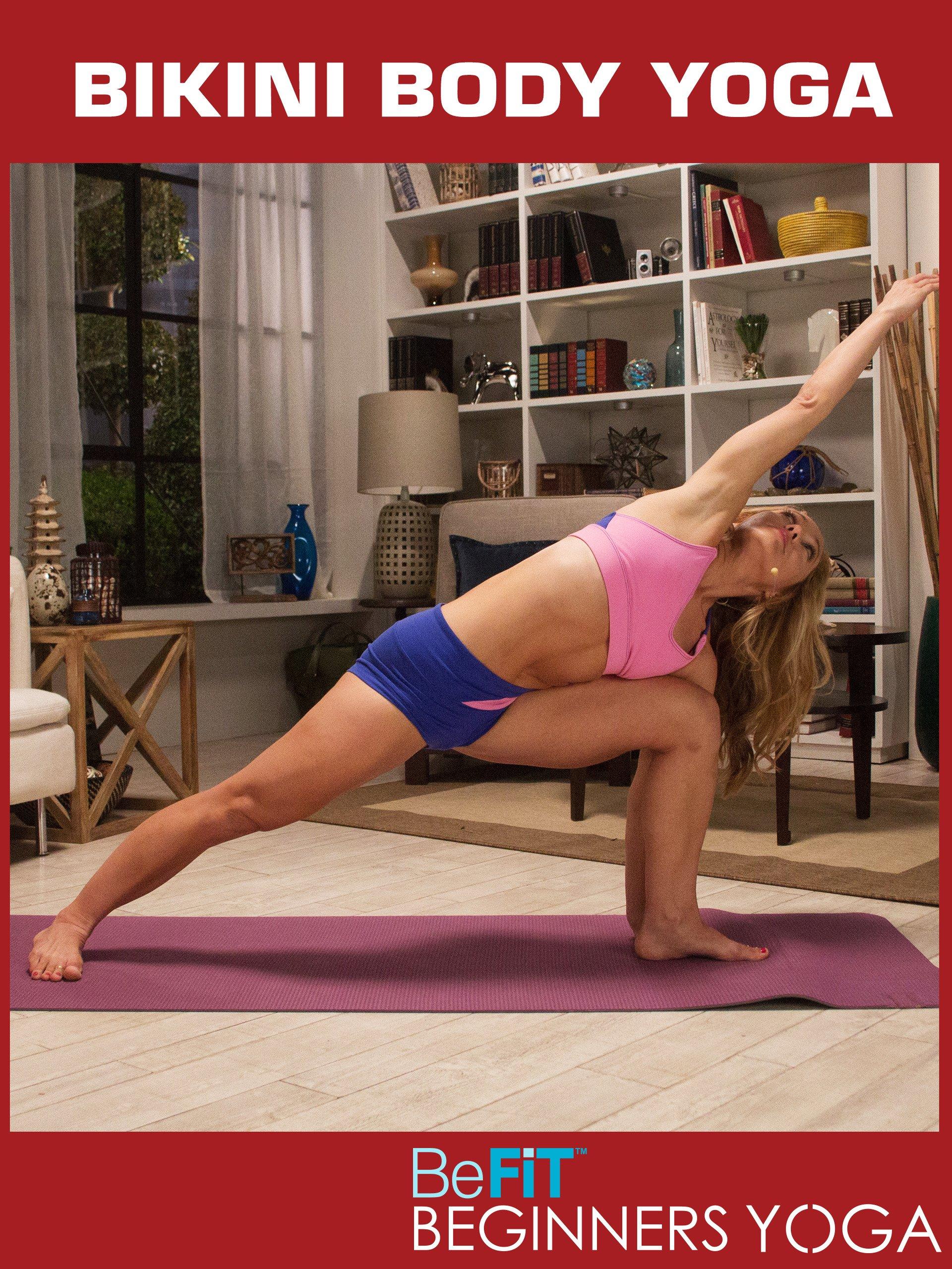 Watch BeFiT Beginners Yoga: Bikini Body Yoga Workout- Kino ...