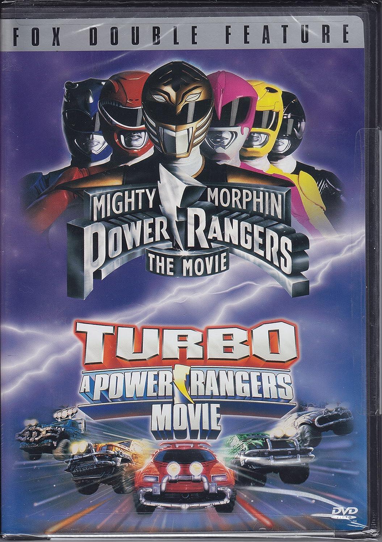 Amazon.com: Mighty Morphin Power Rangers the Movie / Turbo - A Power Rangers Movie: Movies & TV