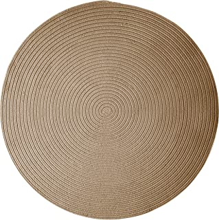 product image for Colonial Mills Boca Raton Area Rug 5x5 Café Tostado