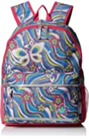 Skechers Big Girls'  Butterfly Swirl Backpack
