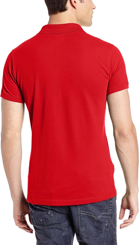 Diesel Mens T-Alfred Polo Shirt