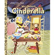 Cinderella (Disney Classic) (Little Golden Book)