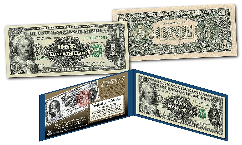 Amazon Com 1886 Martha Washington One Dollar Silver
