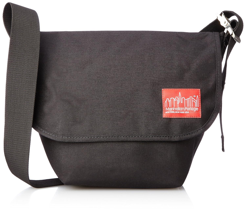 Manhattan Portage Small Vintage Messenger Bag Black