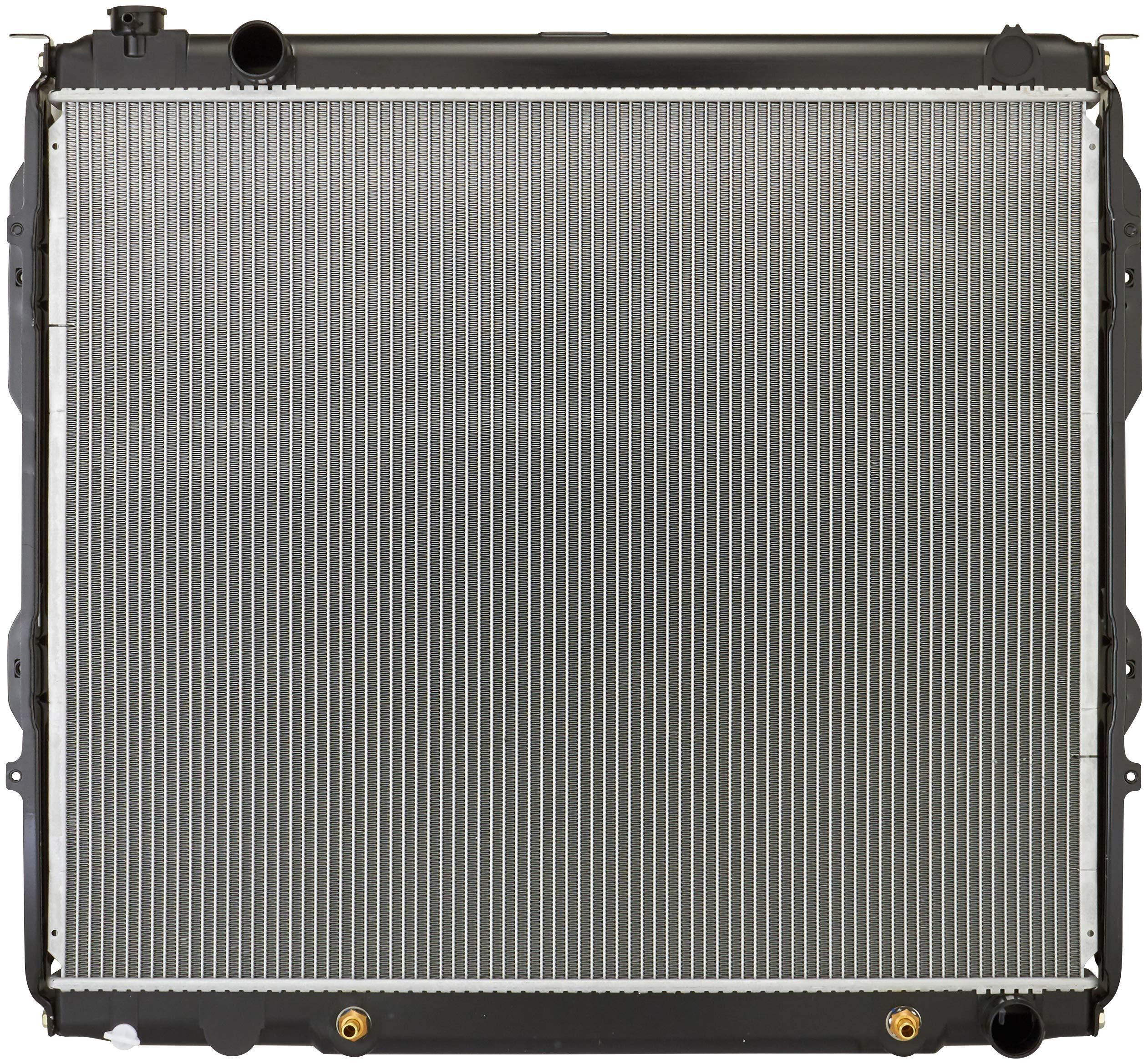 Spectra Premium CU2376 Complete Radiator for Toyota Sequoia and Tundra