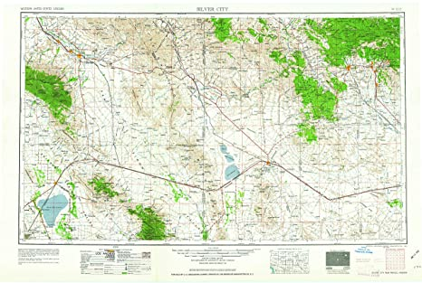 Amazon.com : YellowMaps Silver City NM topo map, 1:250000 ... on new mexico cities and towns map, cliff dwellings colorado map, taos new mexico map, silver city nm, santa fe new mexico map, cimarron valley new mexico map, clovis new mexico map, district of columbia on us map, truth or consequences new mexico map, silver city historic district, espanola new mexico map, sky city new mexico map, jackson new mexico map, new mexico elk hunting unit map, silver city things to do, sumner new mexico map, carlsbad new mexico map, mexico before mexican-american war map, las cruces new mexico map, albuquerque new mexico city map,