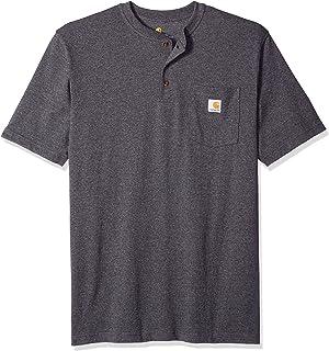 : Carhartt Men's Workwear Pocket Henley Shirt