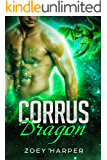 Corrus Dragon: A Dragon Shifter Romance (Dragons of Brevia: Shadow Squad Book 3)