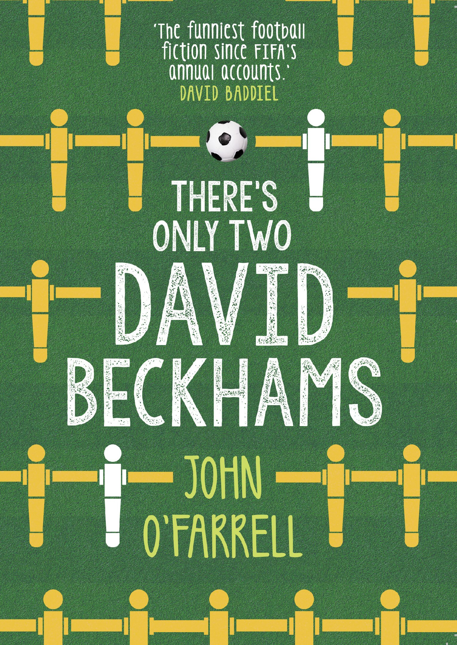 Download There's Only Two David Beckhams pdf