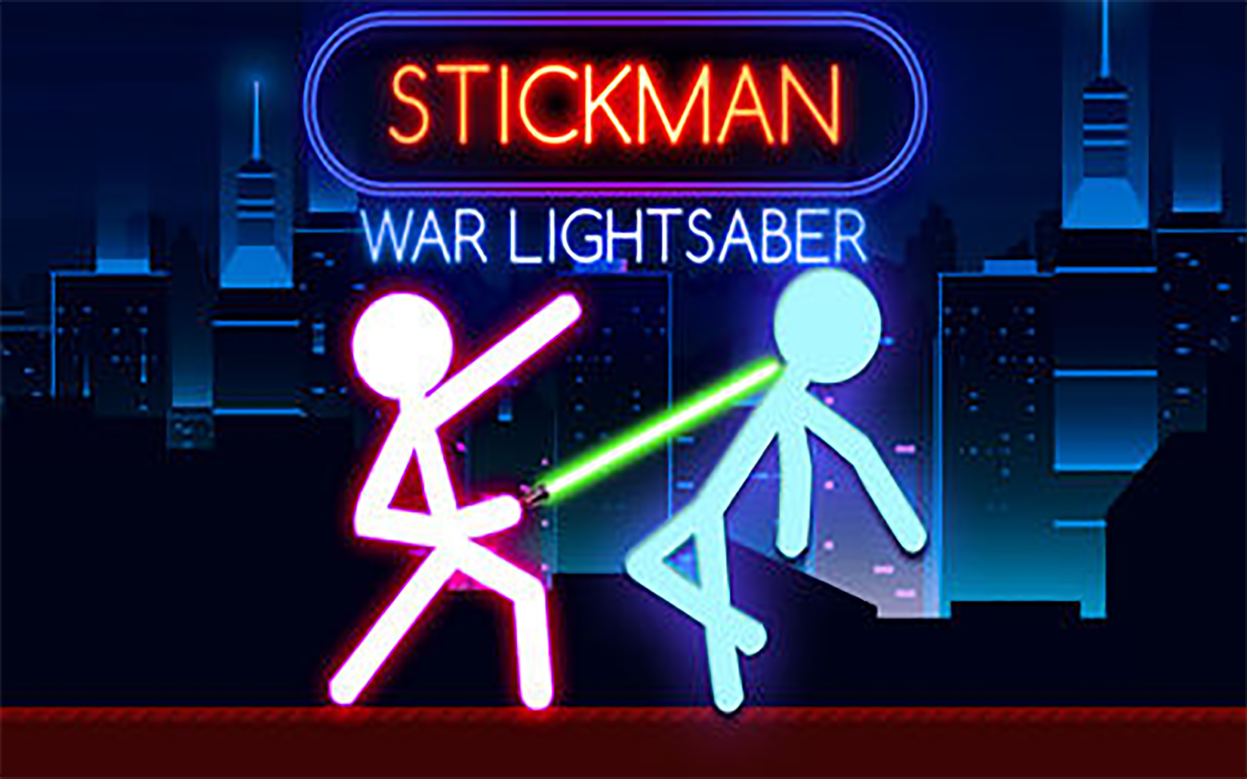 Stickman Fighting 2 Player Warriors Physics Games: Amazon.es ...