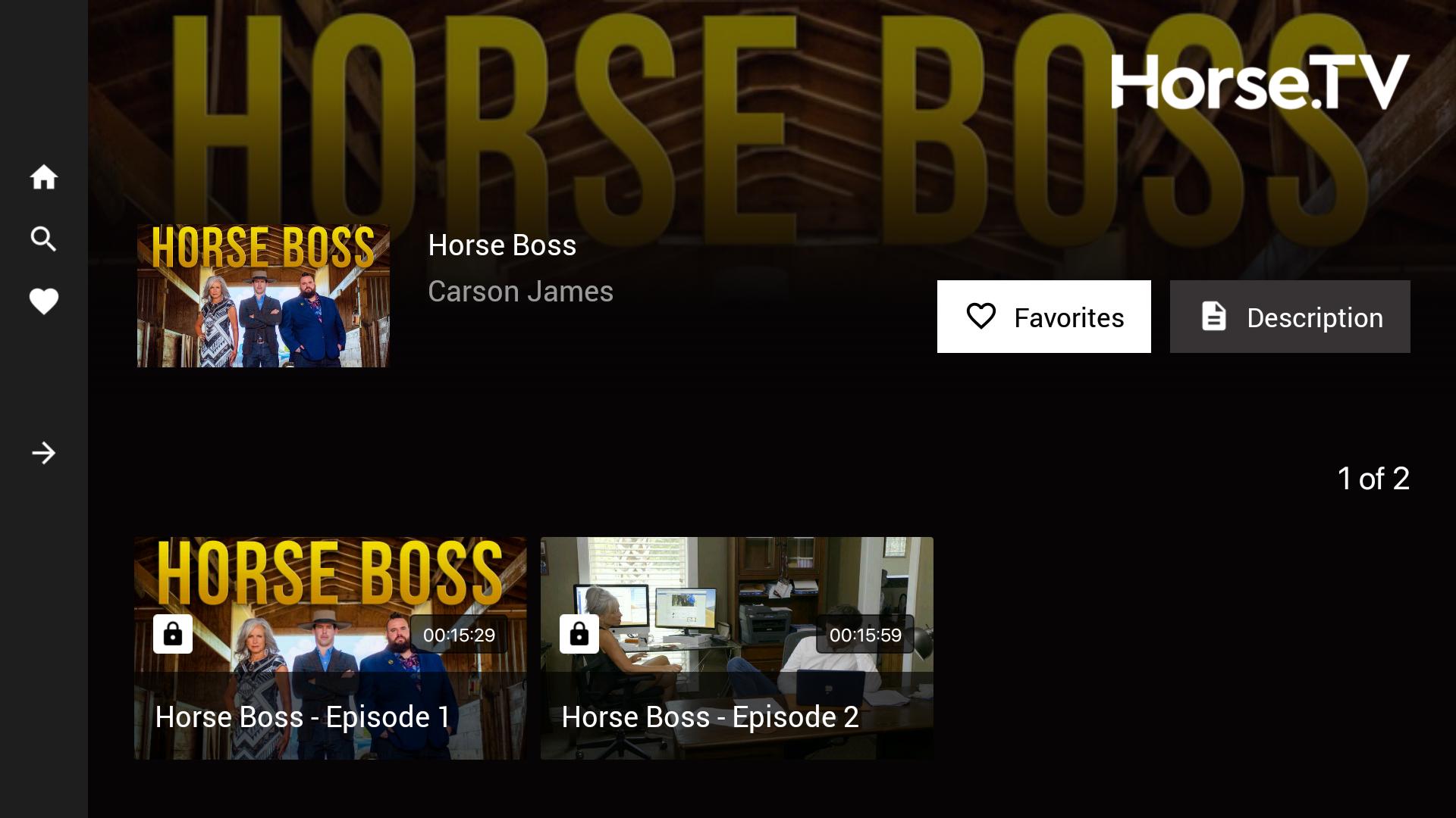 Horse.TV: Amazon.es: Appstore para Android