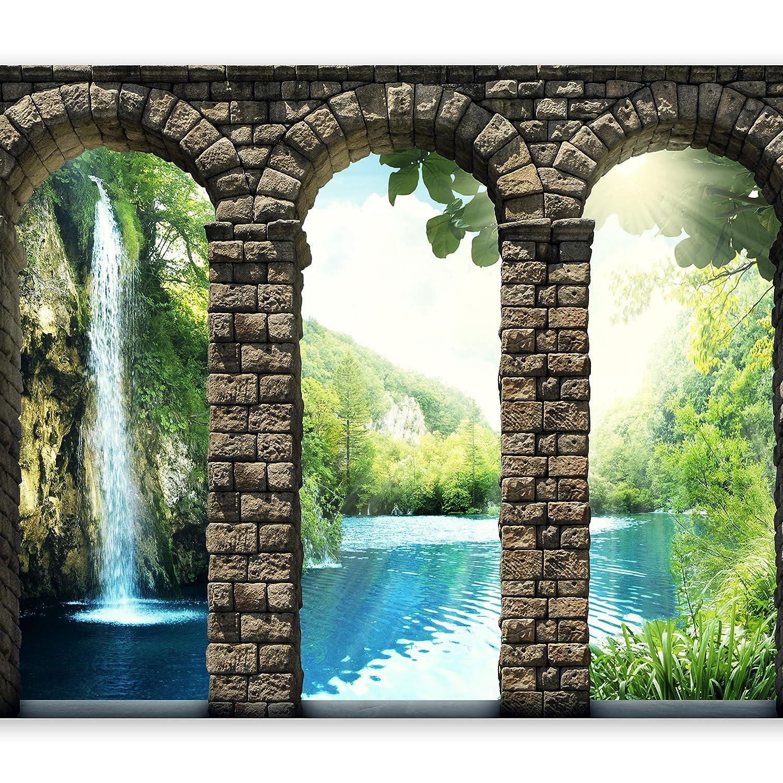 murando Carta da parati 100x70 cm Fotomurali in TNT Murale alla moda Decorazione da Muro XXL Poster Gigante Design Carta per pareti natura 10110903-24