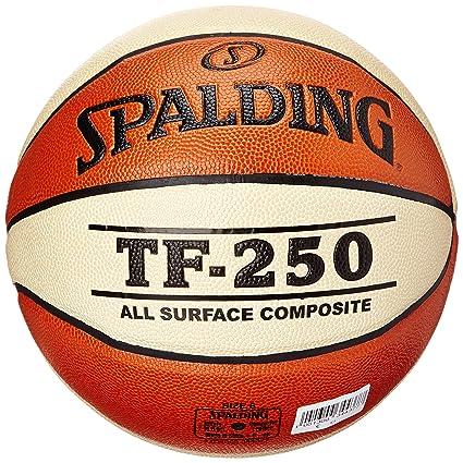 Spalding TF250 IN SZ.6 (74-584Z) balón de Baloncesto INT/out ...