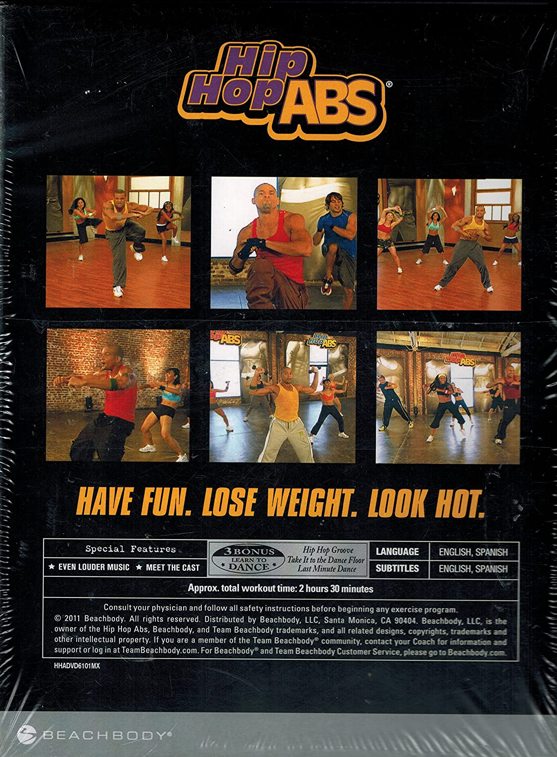 Amazon.com: Shaun T's Hip Hop Abs (The Ultimate AB Sculption System): Shaun  T: Movies & TV