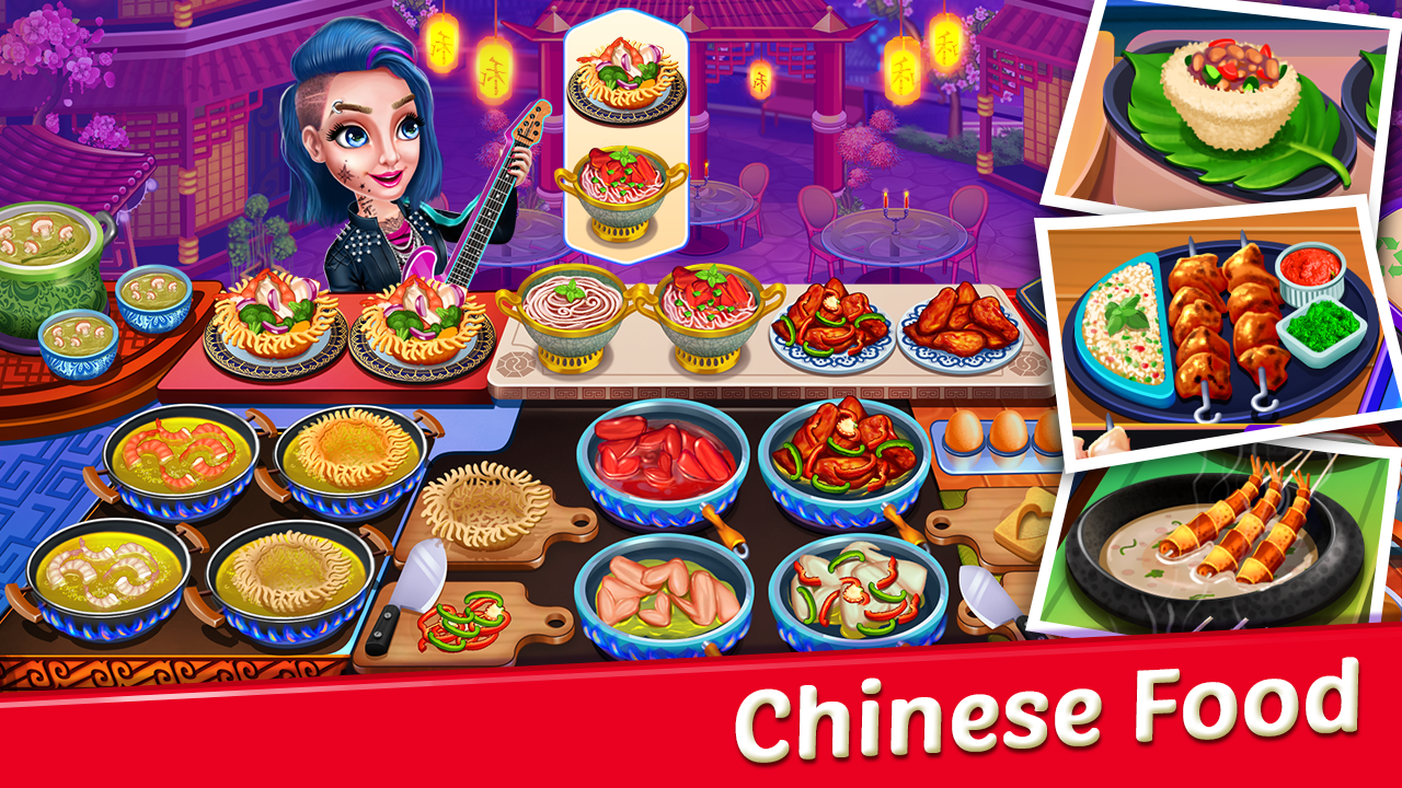 Crazy My Cafe Shop Star - Chef Cooking Games 2020: Amazon.es: Amazon.es