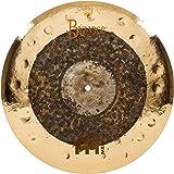 Meinl Cymbals B16DUC Byzance Extra Dry 16-Inch Dual Crash Cymbal (VIDEO)