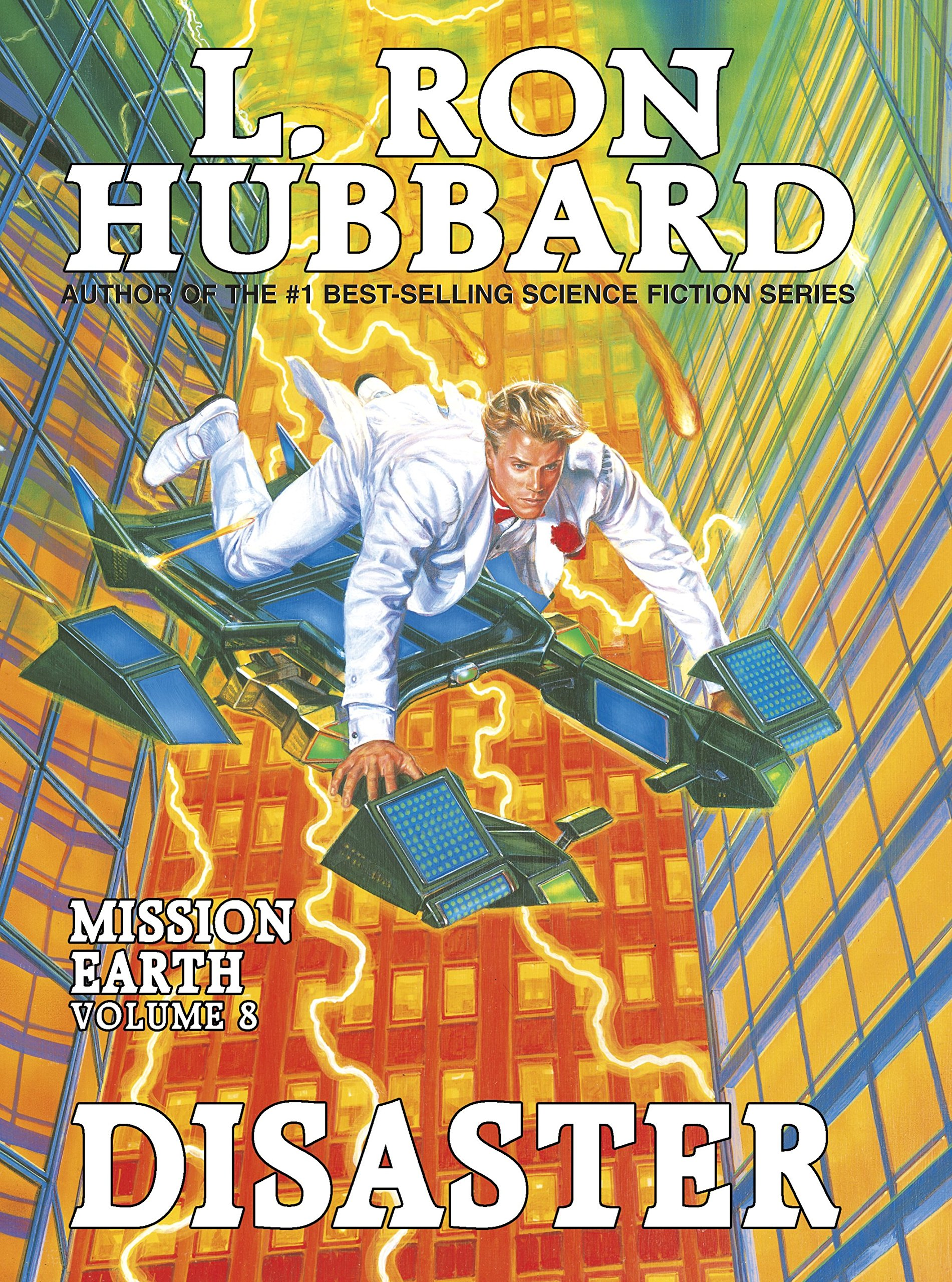 Mission Earth 8, Disaster: Amazon.es: Hubbard, L Ron: Libros ...