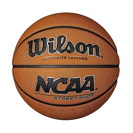 Amazon.com   Wilson NCAA Street Shot Basketball   Sports   Outdoors 80174142bf78e