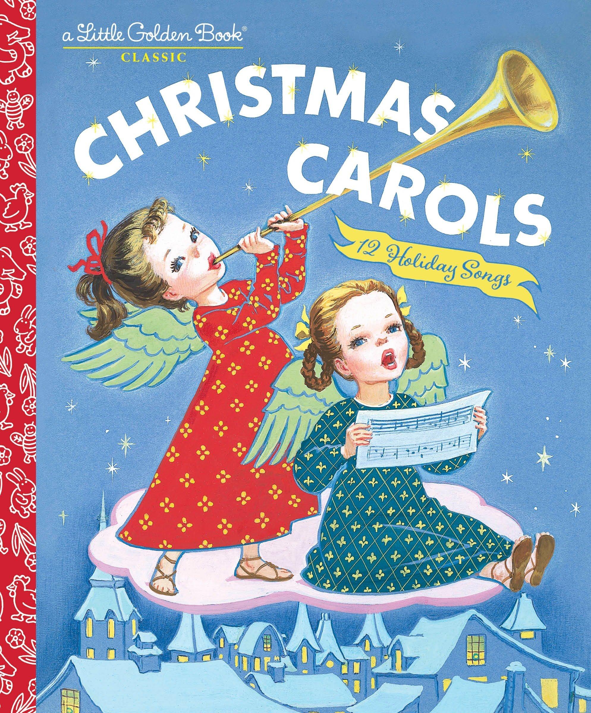Christmas Carols (Little Golden Book) PDF