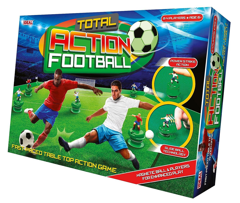 John Adams - Juego Total Action Football