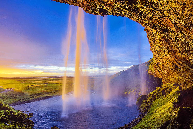 独特な店 ジグソーパズルアイスランドWaterfall Artsパズル 1000-pieces FallsカスケードBaltic旅行Landmark 1000-pieces by by Artsパズル B07C7J4Y12, 7dials:0bdf1977 --- a0267596.xsph.ru