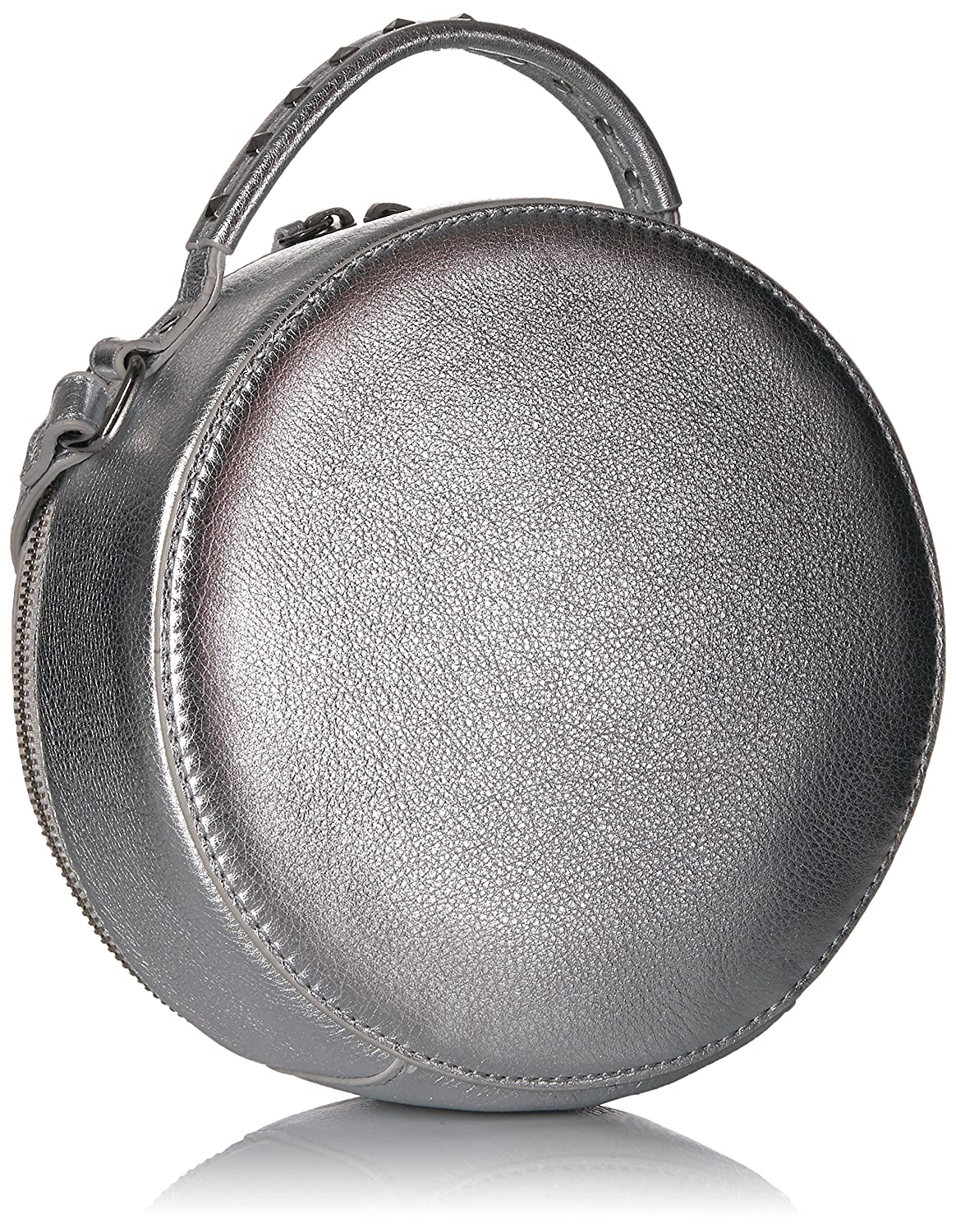 5b7b9b47cd Amazon.com  The Fix Hampton 2 Crossbody Leather Circle Bag