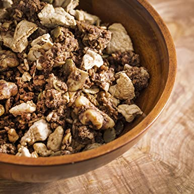 paleokrunch Cereales Tarta de Manzana Grainless Granola, 7,5 ...