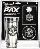 Chroma 60002 Harley Davidson Sugar Skull Travel Pax Kit (3 pc.)