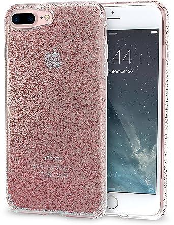 iphone 7 plus case pink glitter