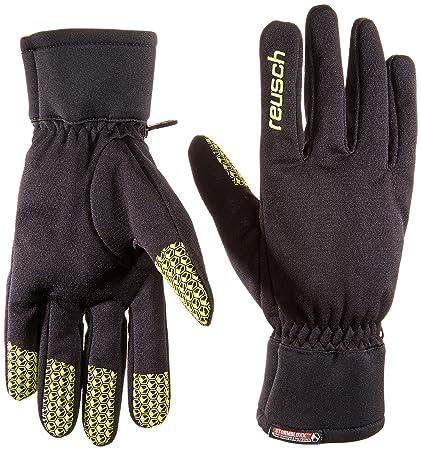 acb6c586f Amazon.com : Reusch Fieldplayer Stormbloxx Goalkeeper Gloves-7 ...