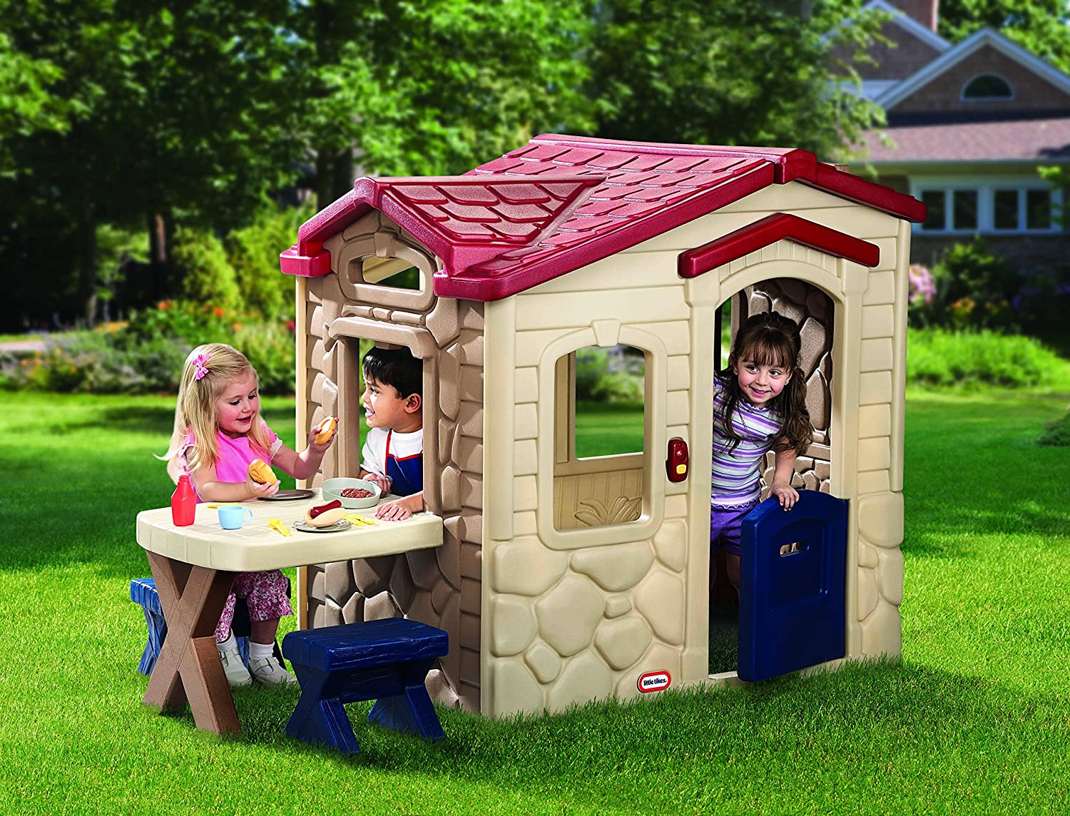 Top 6 Best Kids Outdoor Playhouse Reviews in 2020 1